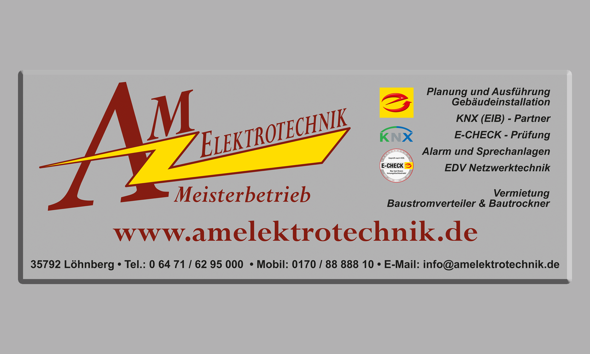 AM Elektrotechnik